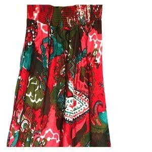 Handkerchief style skirt 🙋🏻♀️